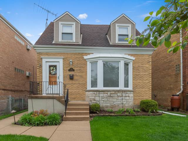 7421 W Isham Avenue, Chicago, IL 60631 (MLS #10724180) :: Suburban Life Realty