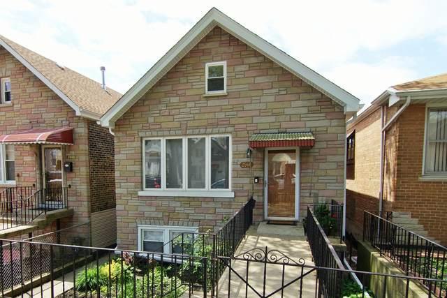 2946 S Quinn Street, Chicago, IL 60608 (MLS #10724181) :: Littlefield Group