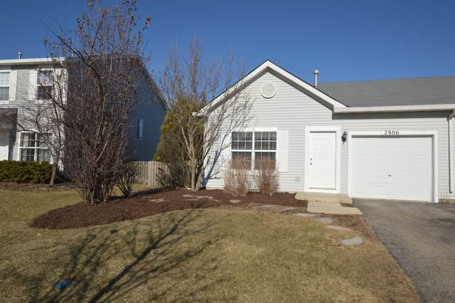 2806 Troon Drive, Montgomery, IL 60538 (MLS #10724195) :: Angela Walker Homes Real Estate Group