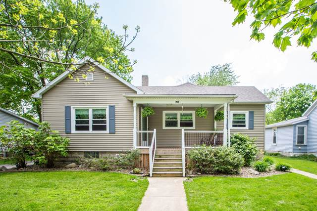 303 E 4th Street E, Gridley, IL 61744 (MLS #10724199) :: Angela Walker Homes Real Estate Group