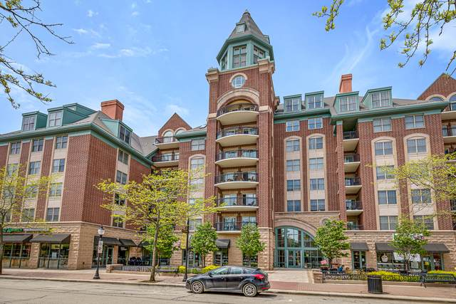 44 N Vail Avenue #201, Arlington Heights, IL 60005 (MLS #10724200) :: John Lyons Real Estate