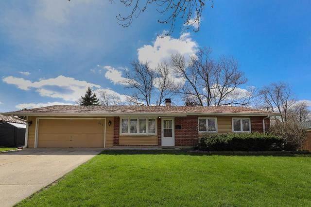 485 Bode Road, Hoffman Estates, IL 60169 (MLS #10724226) :: Knott's Real Estate Team