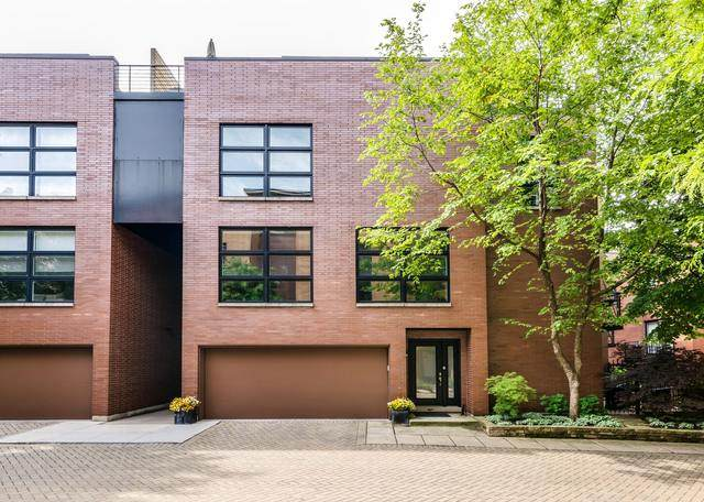 2038 W Willow Street A, Chicago, IL 60647 (MLS #10724227) :: Littlefield Group