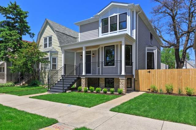 4716 W Berenice Avenue, Chicago, IL 60641 (MLS #10724233) :: Littlefield Group