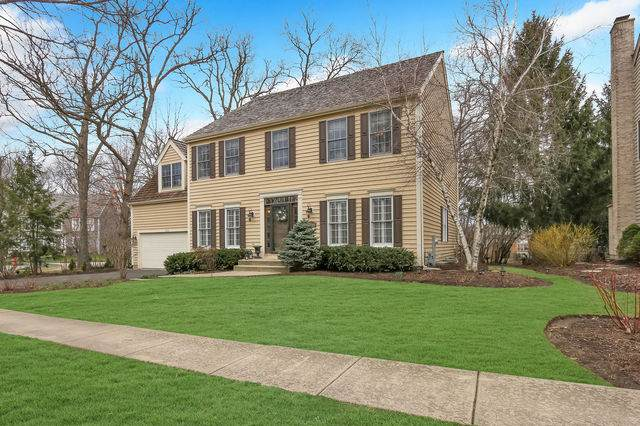 757 Cohasset Court, Gurnee, IL 60031 (MLS #10724248) :: Property Consultants Realty