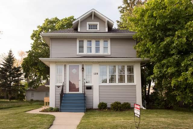 139 W Stimmel Street, West Chicago, IL 60185 (MLS #10724301) :: Littlefield Group