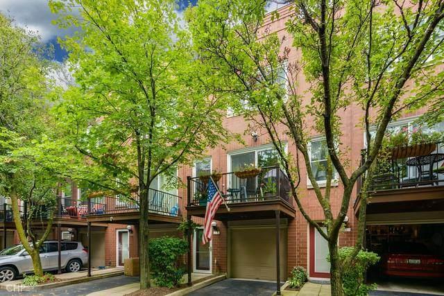 1775 W Altgeld Street I, Chicago, IL 60614 (MLS #10724383) :: Suburban Life Realty