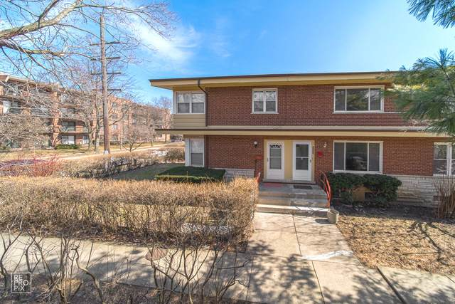 3525 Church Street A, Evanston, IL 60203 (MLS #10724462) :: Property Consultants Realty