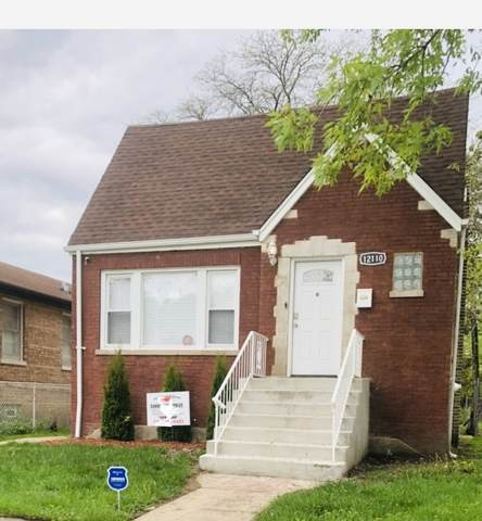 12110 S Emerald Avenue, Chicago, IL 60628 (MLS #10724491) :: Angela Walker Homes Real Estate Group