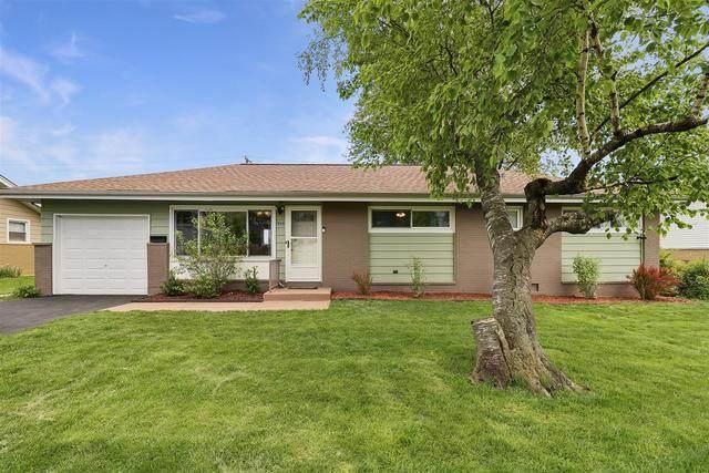 555 Decatur Street, Hoffman Estates, IL 60169 (MLS #10724496) :: Knott's Real Estate Team