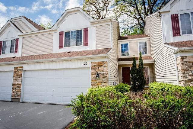 120 Locksley Drive, Streamwood, IL 60107 (MLS #10724505) :: Suburban Life Realty