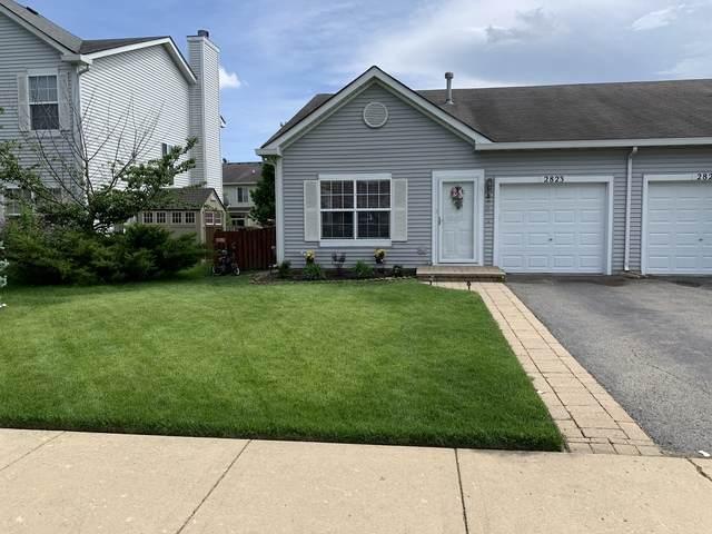 2823 Oakmont Drive, Montgomery, IL 60538 (MLS #10724526) :: Angela Walker Homes Real Estate Group