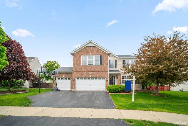 3184 Kennedy Court, Montgomery, IL 60538 (MLS #10724612) :: BN Homes Group