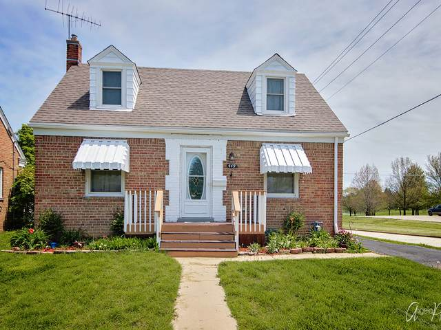 449 S Orchard Avenue, Waukegan, IL 60085 (MLS #10724658) :: Century 21 Affiliated