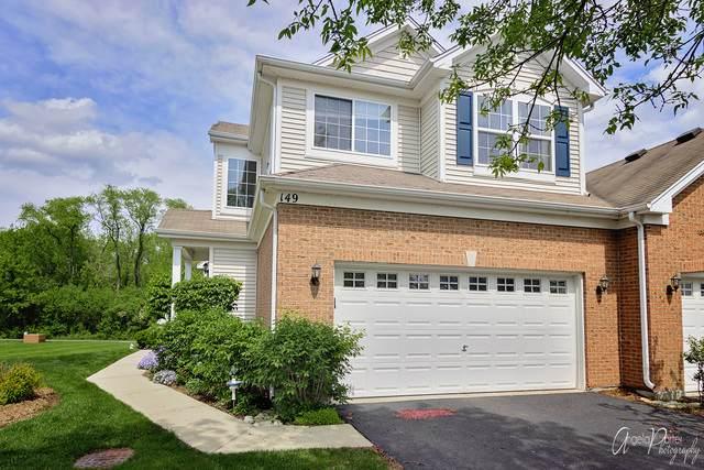 149 Briarwood Drive #0, Gilberts, IL 60136 (MLS #10724661) :: Knott's Real Estate Team