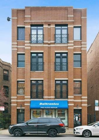 2911 N Halsted Street #2, Chicago, IL 60657 (MLS #10724674) :: Suburban Life Realty