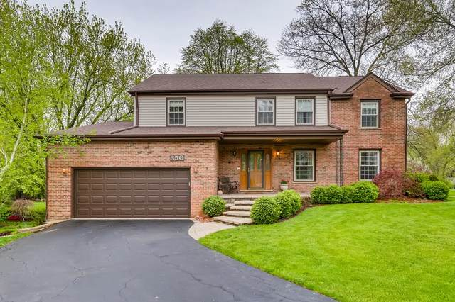 350 Windsor Lane, Inverness, IL 60010 (MLS #10724706) :: Suburban Life Realty