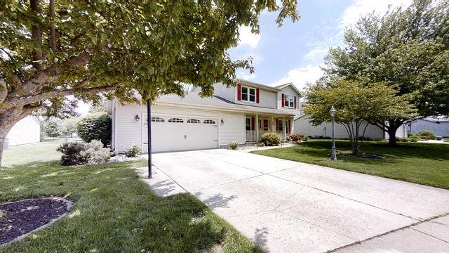 906 Wesley Avenue, Savoy, IL 61874 (MLS #10724746) :: Property Consultants Realty