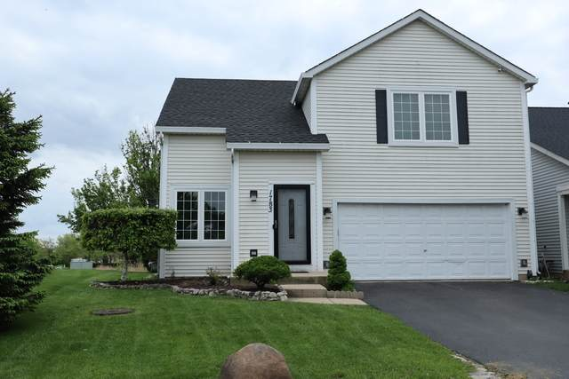 1783 Walnut Park Lane, Aurora, IL 60504 (MLS #10724771) :: Suburban Life Realty