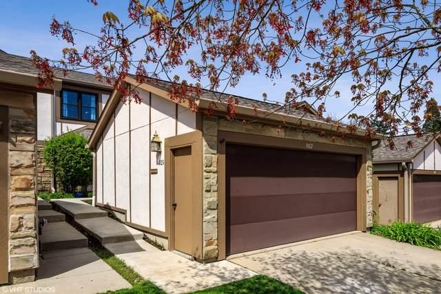 1109 Wheaton Oaks Drive, Wheaton, IL 60187 (MLS #10724773) :: The Dena Furlow Team - Keller Williams Realty