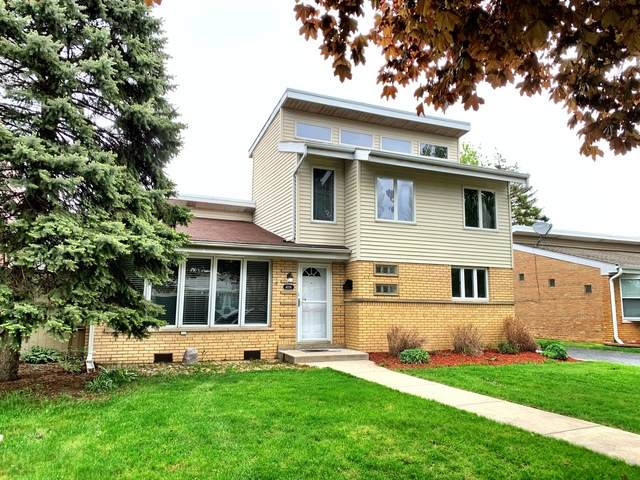 4036 W 106th Street, Oak Lawn, IL 60453 (MLS #10724788) :: The Wexler Group at Keller Williams Preferred Realty