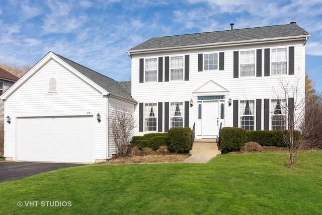 318 Garrison Circle, Port Barrington, IL 60010 (MLS #10724797) :: Ani Real Estate
