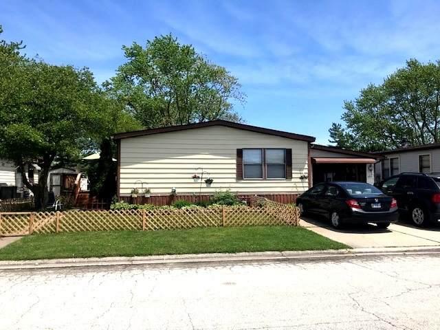 489 Heathermead Road, Matteson, IL 60443 (MLS #10724815) :: Helen Oliveri Real Estate