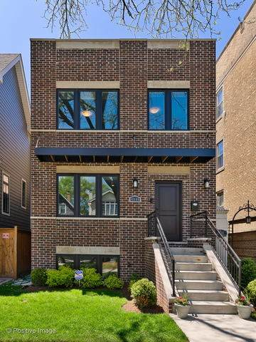 4846 N Oakley Avenue, Chicago, IL 60625 (MLS #10724818) :: The Mattz Mega Group