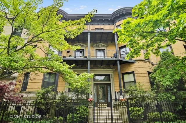 933 W Gunnison Street 3E, Chicago, IL 60640 (MLS #10724832) :: John Lyons Real Estate
