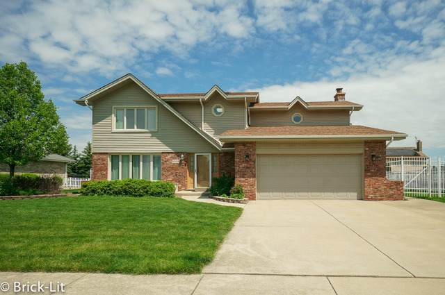 8008 174th Place, Tinley Park, IL 60477 (MLS #10724833) :: Property Consultants Realty