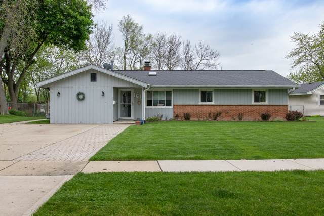 1619 Winchester Lane, Schaumburg, IL 60193 (MLS #10724879) :: Angela Walker Homes Real Estate Group