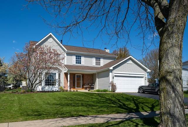 4 Georgetown Drive, Cary, IL 60013 (MLS #10724966) :: O'Neil Property Group