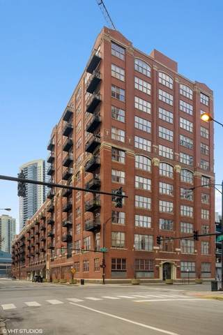 360 W Illinois Street #317, Chicago, IL 60654 (MLS #10724993) :: Littlefield Group