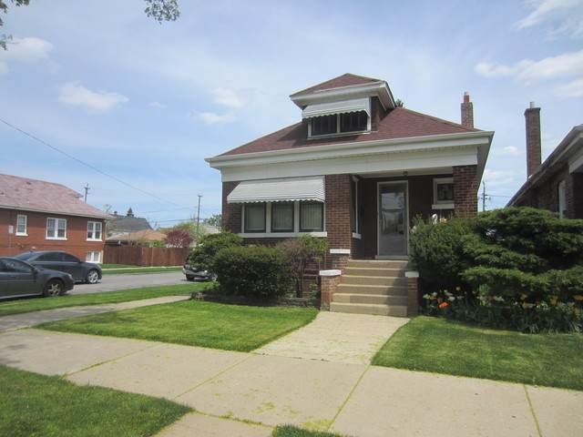 5301 S Mozart Street, Chicago, IL 60632 (MLS #10724998) :: Littlefield Group