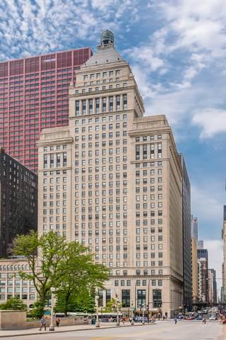 310 S Michigan Avenue #1401, Chicago, IL 60604 (MLS #10725004) :: Touchstone Group