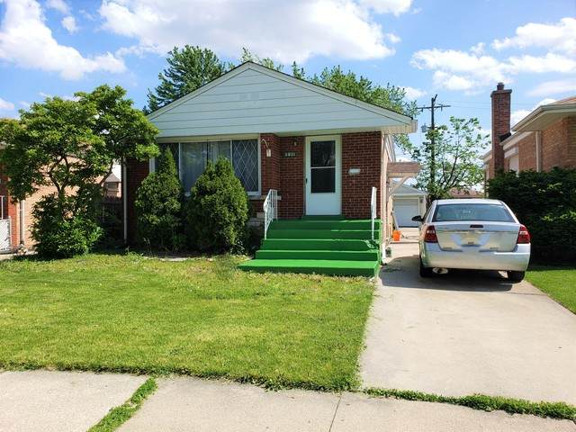 3931 W 81st Place, Chicago, IL 60652 (MLS #10725015) :: The Mattz Mega Group