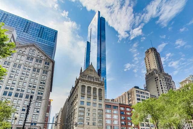 60 E Monroe Street #2403, Chicago, IL 60603 (MLS #10725070) :: John Lyons Real Estate