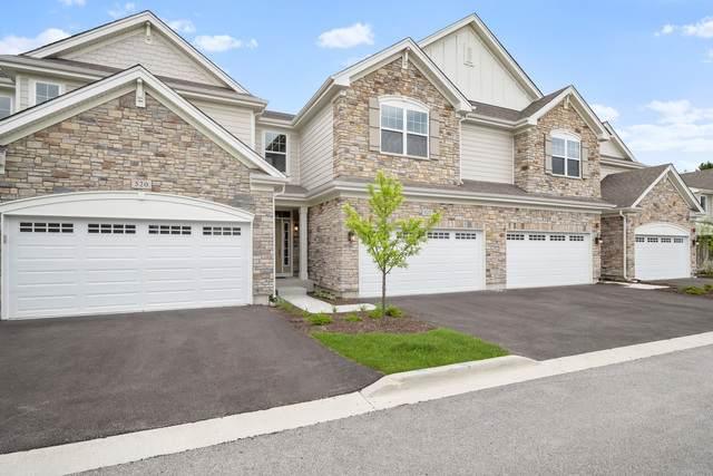 522 Ursuline Avenue, Naperville, IL 60565 (MLS #10725125) :: The Dena Furlow Team - Keller Williams Realty