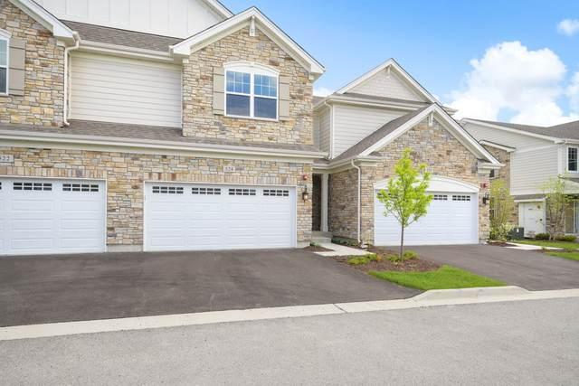 524 Ursuline Avenue, Naperville, IL 60565 (MLS #10725145) :: The Dena Furlow Team - Keller Williams Realty