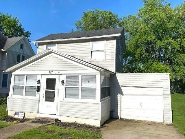 717 N Dixon Avenue, Dixon, IL 61021 (MLS #10725182) :: Angela Walker Homes Real Estate Group