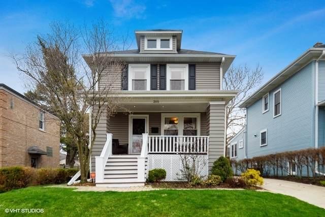 205 N Clinton Avenue, Elmhurst, IL 60126 (MLS #10725209) :: Property Consultants Realty