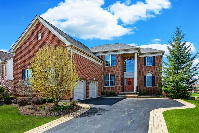 11 Eagle Ridge Drive, Hawthorn Woods, IL 60047 (MLS #10725214) :: Helen Oliveri Real Estate