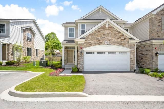 530 Ursuline Avenue, Naperville, IL 60565 (MLS #10725215) :: The Dena Furlow Team - Keller Williams Realty