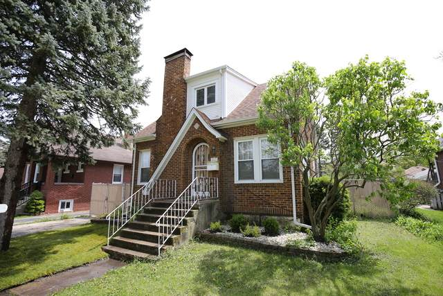 1611 Woodland Avenue, Des Plaines, IL 60016 (MLS #10725228) :: The Spaniak Team