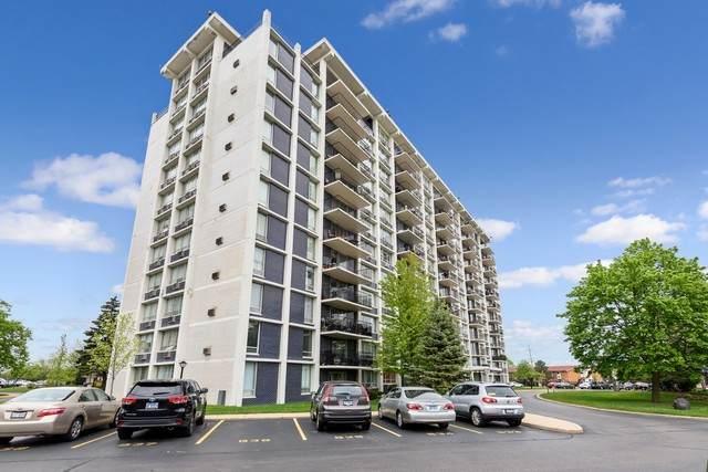 8801 W Golf Road 8F, Niles, IL 60714 (MLS #10725262) :: Helen Oliveri Real Estate