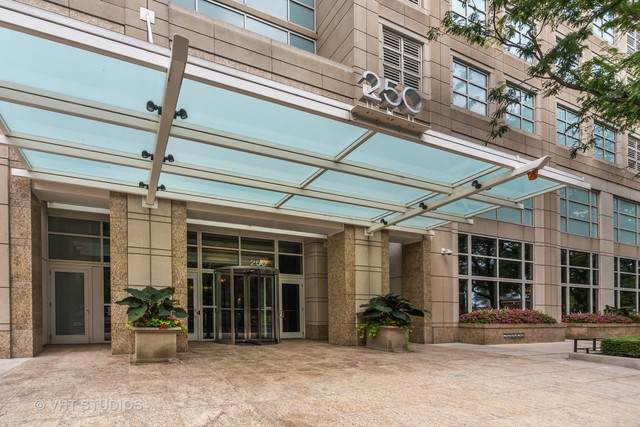 250 E Pearson Street #2906, Chicago, IL 60611 (MLS #10725268) :: Property Consultants Realty