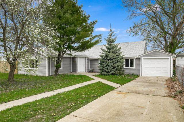 5648 W 87th Place, Oak Lawn, IL 60453 (MLS #10725293) :: The Wexler Group at Keller Williams Preferred Realty