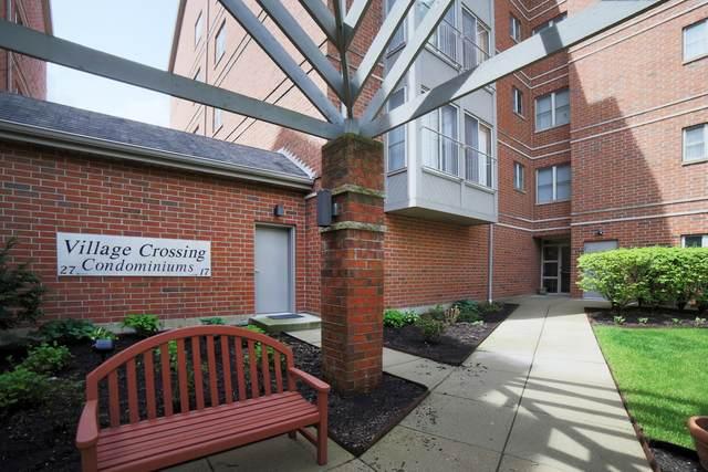 17 E Hattendorf Avenue #204, Roselle, IL 60172 (MLS #10725303) :: John Lyons Real Estate