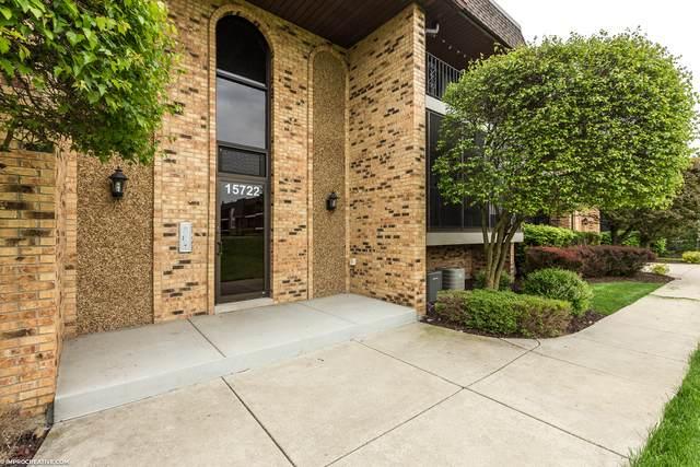 15722 Brassie Court 1N, Orland Park, IL 60462 (MLS #10725312) :: John Lyons Real Estate