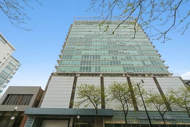 1845 S Michigan Avenue #1605, Chicago, IL 60616 (MLS #10725321) :: Touchstone Group